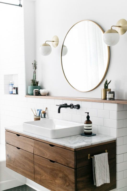 A Guide For The Best Bathroom Lighting