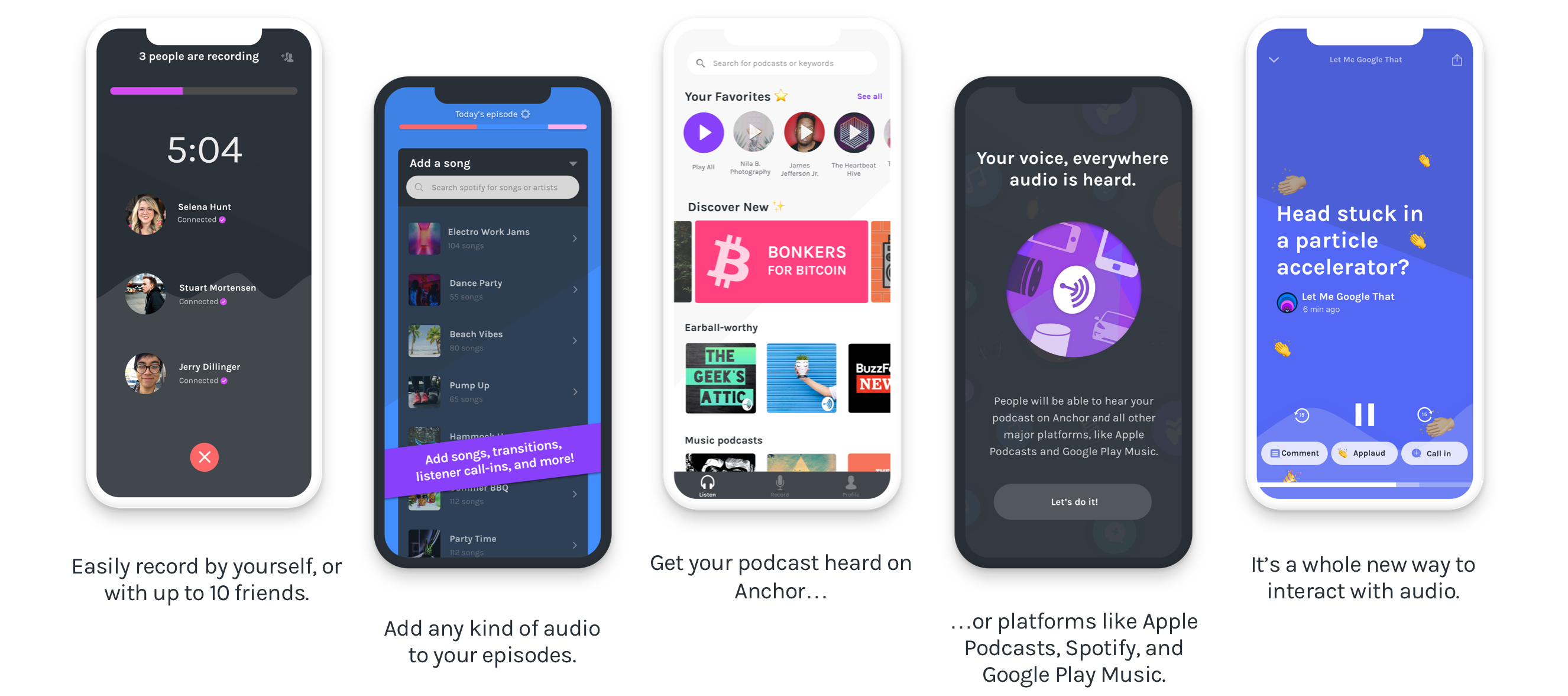 Introducing the all-new Anchor: Podcasting for everyone