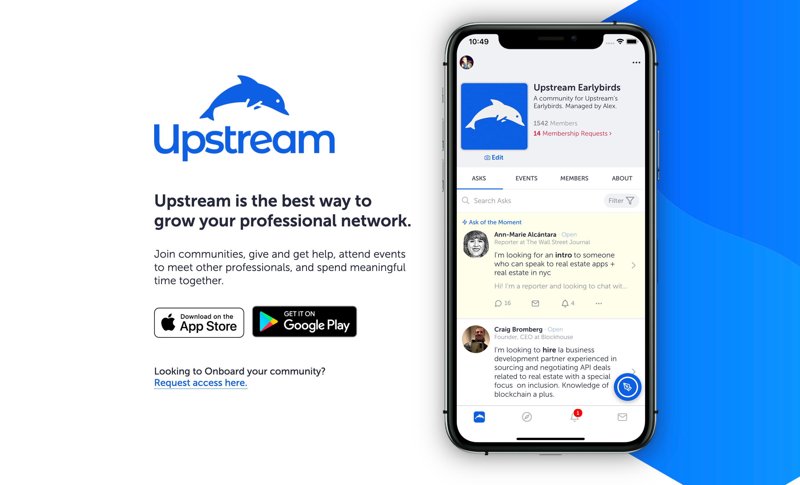 Introducing Upstream. We are happy to share with the world?   by Upstream    Medium