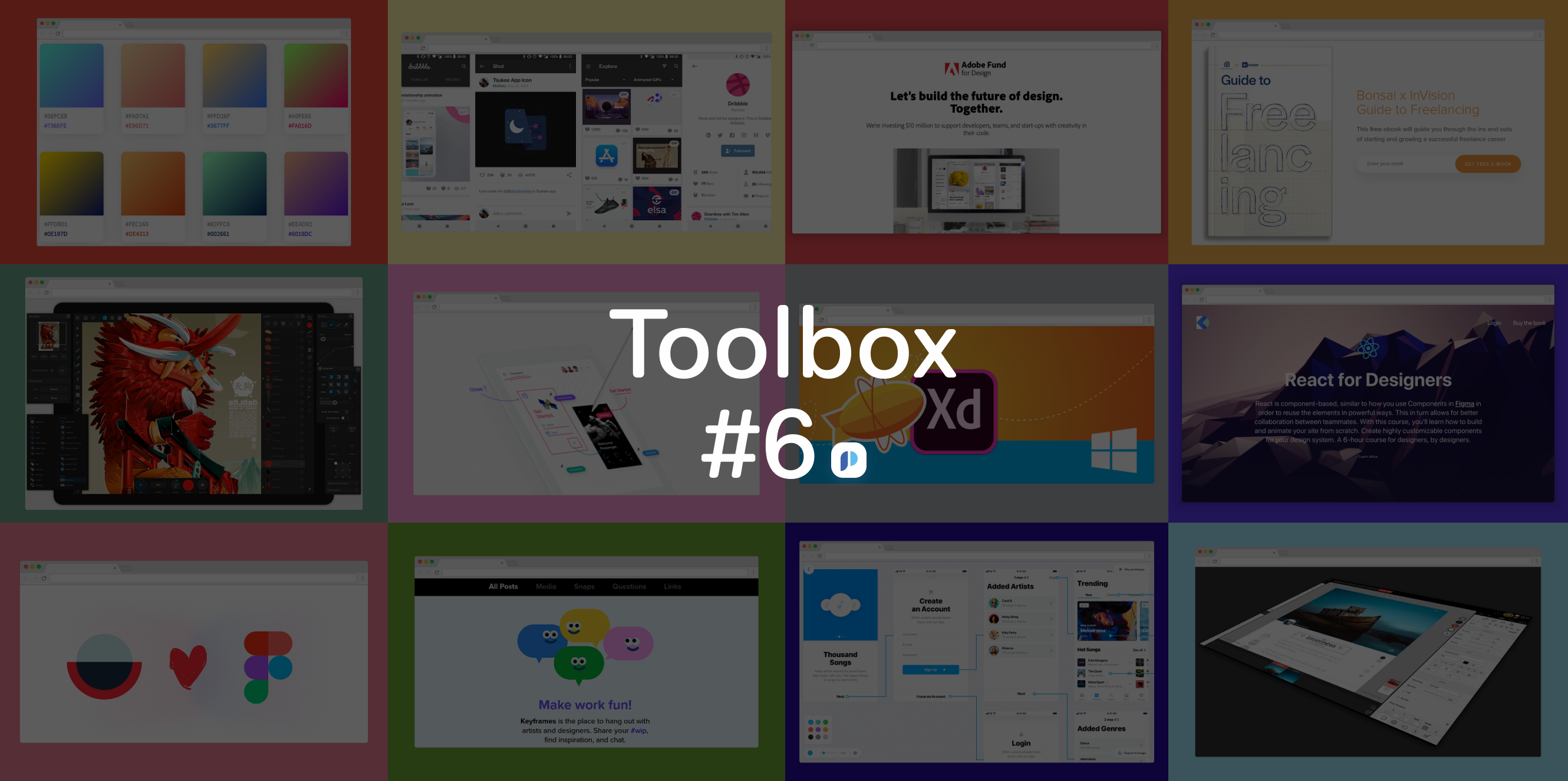 35 New Tools For Ui Design Toolbox 6 Adobe Fund For Design By Prototypr Io Prototypr