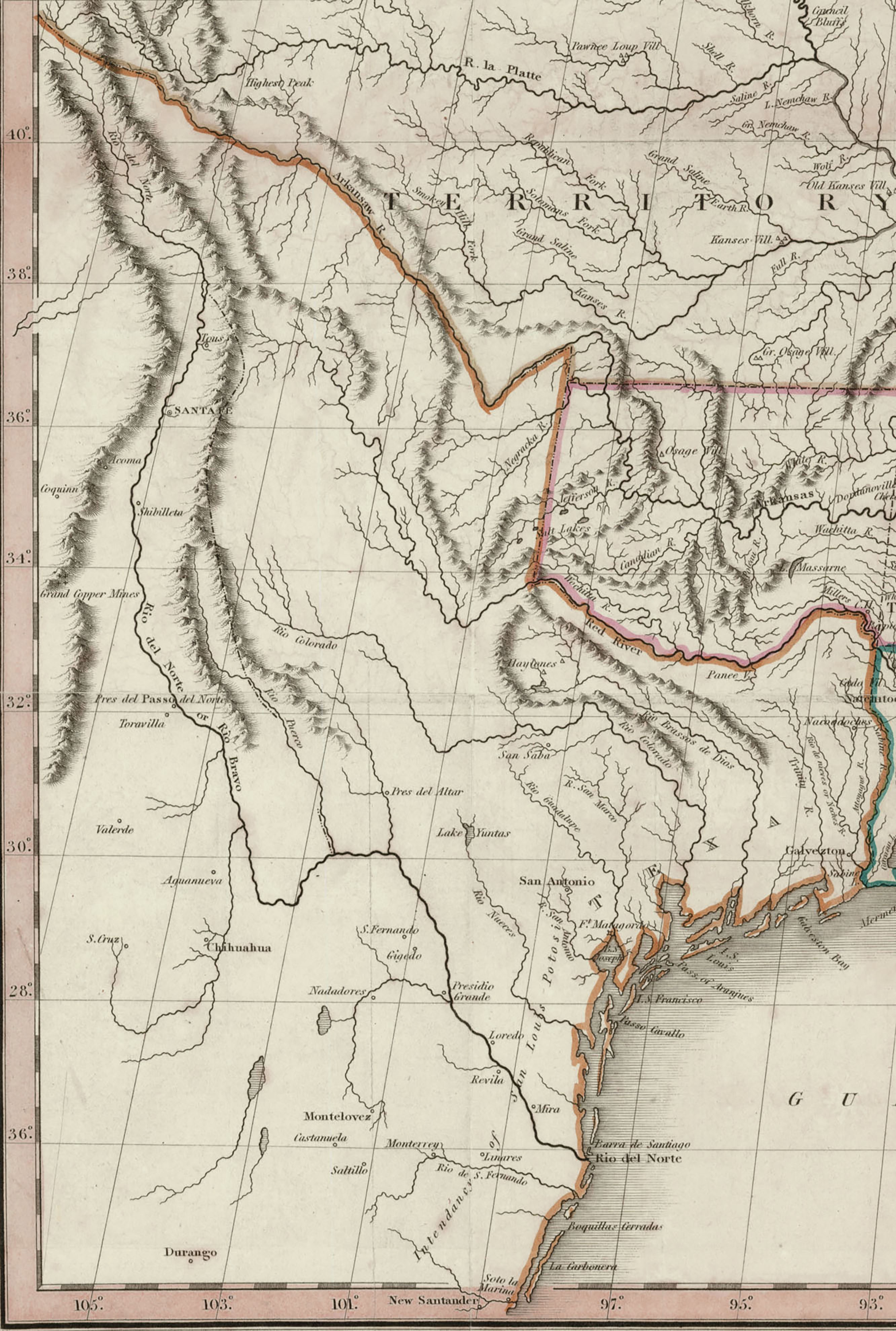 United States of America Compiled from the Latest and Best ... on republic of texas border map, arkansas river map, republic of texas overlay map, republic of texas cities and rivers map, early republic of texas map, republic of texas texas map, original 13 colonies map, saltillo mexico map, modern republic of texas map, mexican republic map, independent republic of south carolina, northern district of texas map, 1841 republic of texas map, city of cleveland texas map, lone star republic map, republic of texas battles map, independent mexico map, 1840 republic of texas map, republic tx map, independent republic of california map,