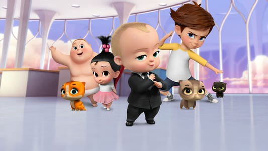 (Netflix) The Boss Baby: Back in Business Season 3 ~ Episode 1 Full Episodes