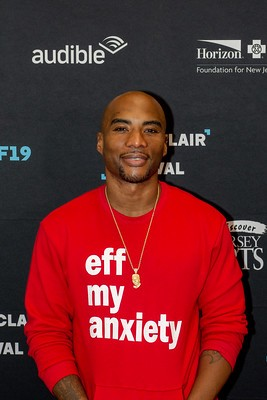 Charlamagne Tha God, host of Power 105.1's The Breakfast Club, pictured at the 2019 Montclair Film Festival