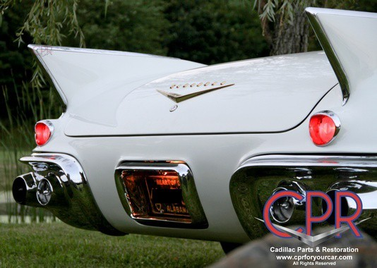 CPR's Classic Cadillac & Restoration Photo Feed - Cadillac