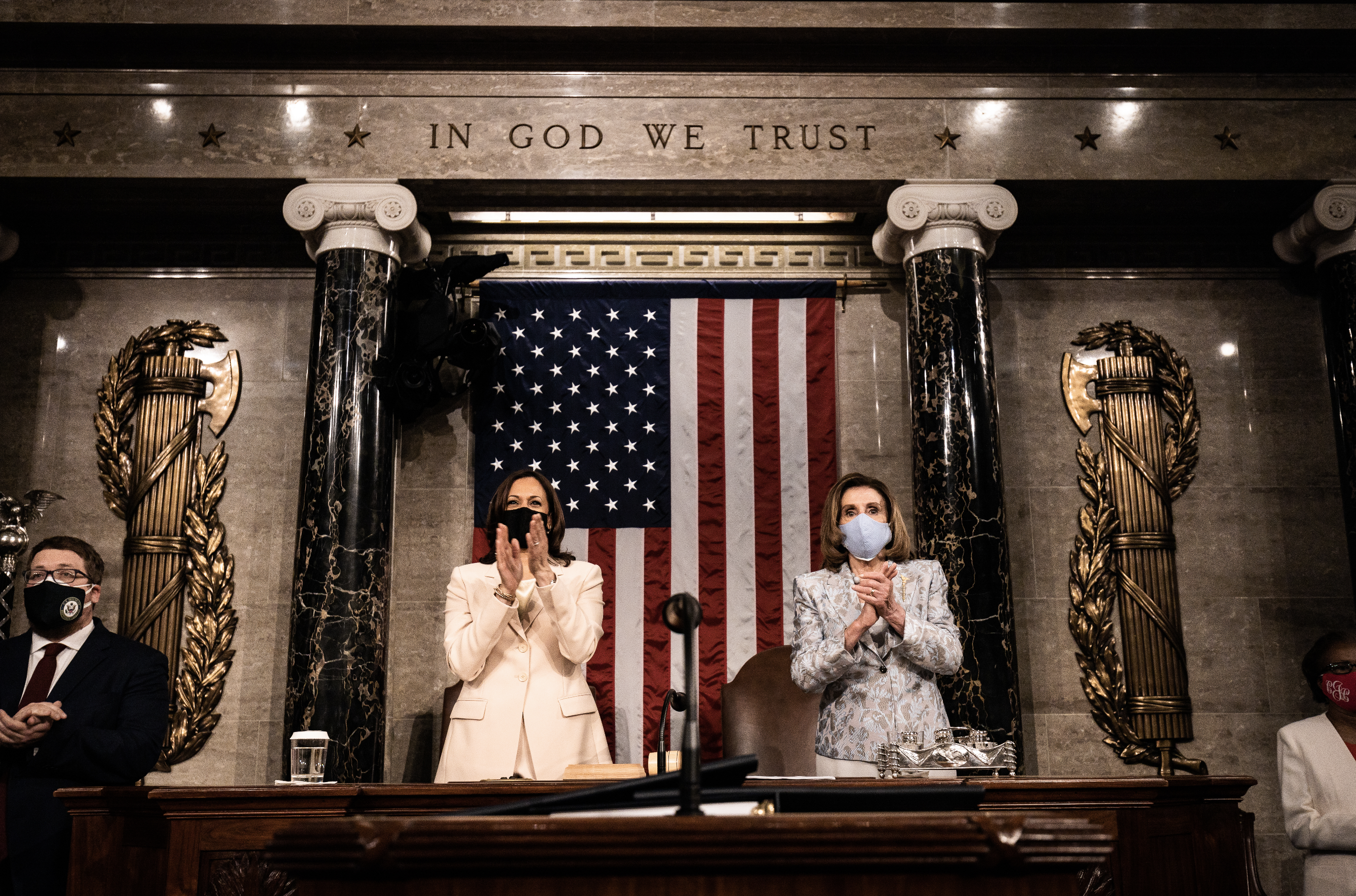 Madam Speaker: A Behind-the-Scenes Look at the U.S. Speaker of the House (April 25—May 1, 2021)