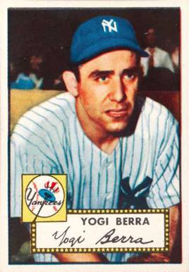 Yogisms And Baseball Cards Complete Visual Guide To The Great Yogi