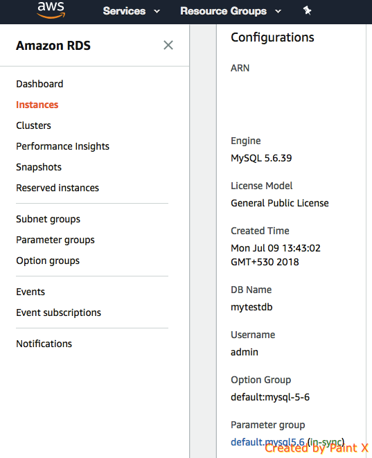 Converting RDS MySQL file format from Antelope to Barracuda