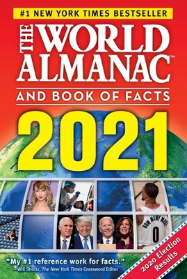 The World Almanac And Book Of Facts, 2021 Edition