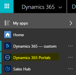 Dynamics 365 Portals — Show data from external systems