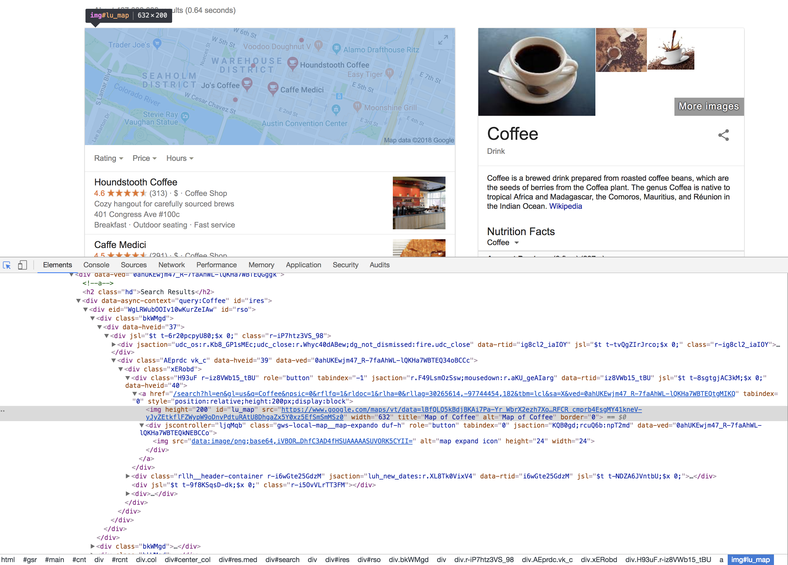 How To Parse Google Local Pack Results - hartator - Medium
