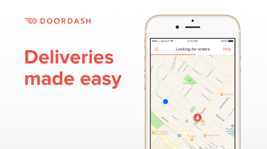 The New Dasher App: an App as Dashing as You - DoorDash - Medium
