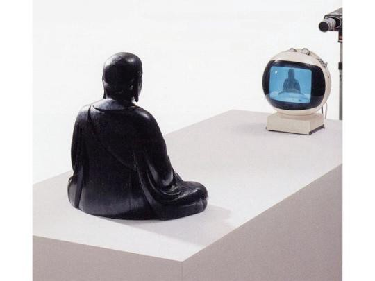 Nam June Paik S Tv Buddhas A Pioneer Of Video Installation Art By Caitlin Stacy Medium