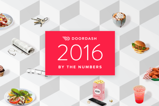 2016 DoorDash Delivery Trends: The Year in Review - DoorDash