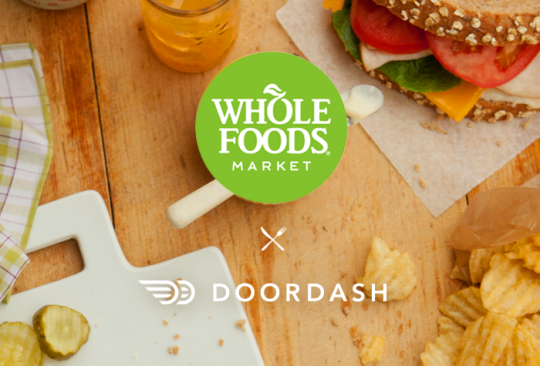 Fresh Healthy Meals From Whole Foods Market Now Delivered Through Doordash By Doordash Medium