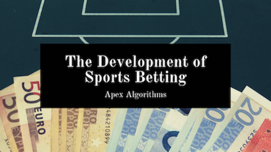 why is illegal sports betting popular