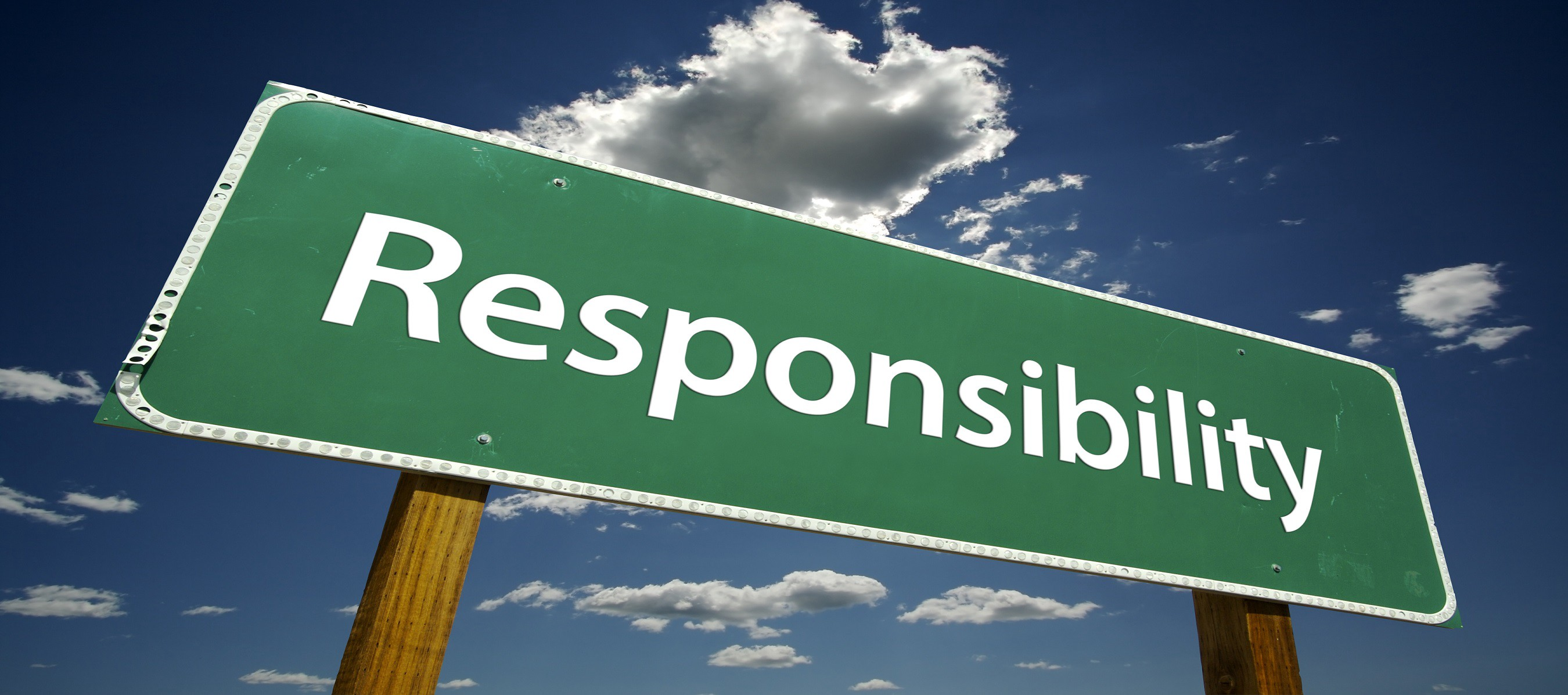 Responsible Of Or For