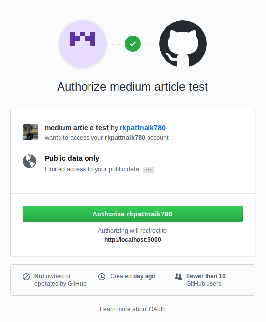 OAuth using MEVN Stack - Zairza