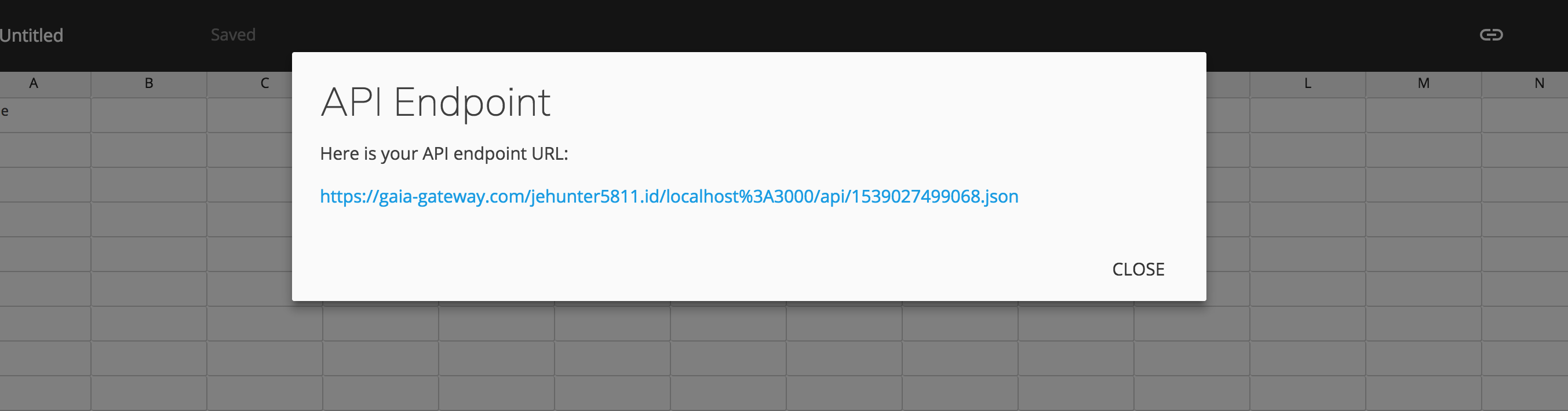 Hacking Graphite: Create Your Own Personal API - The Lead