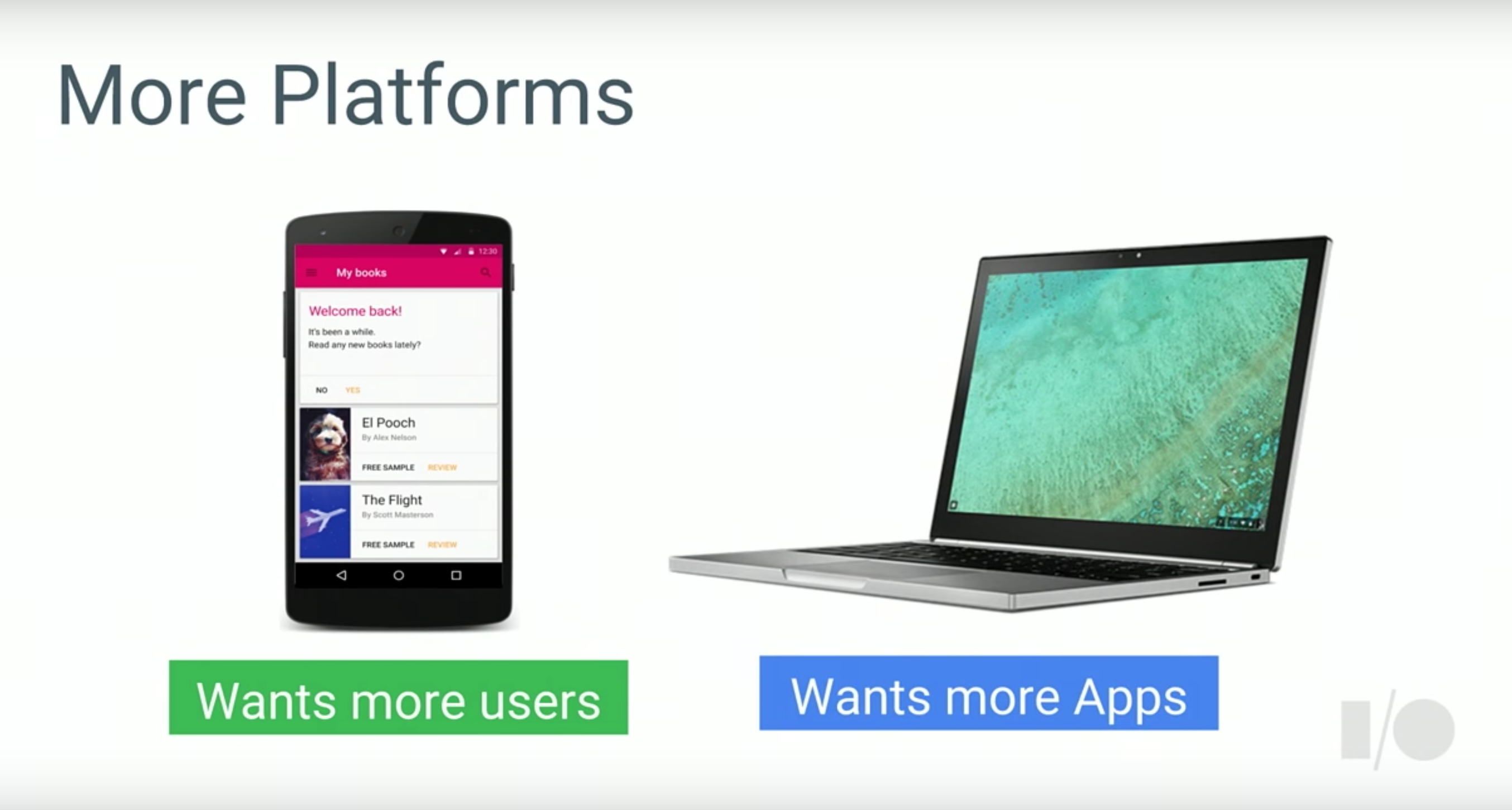 Adding Chrome OS support to Android Apps - Adventurous Android