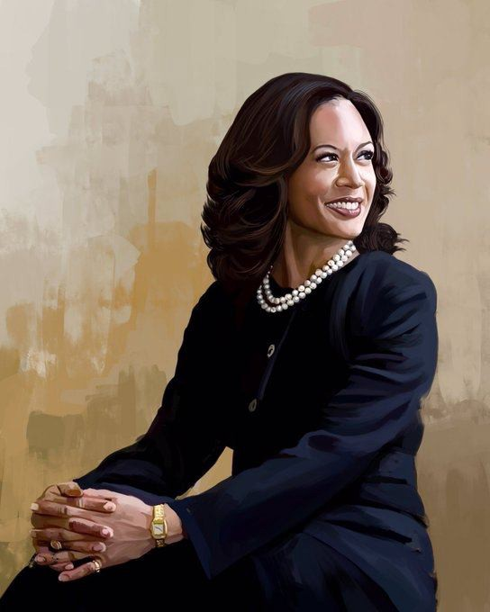 The Glaring Problem With What Jeffrey Taylor Reports About Kamala Harris By Gayle Leslie The Black Intellect Journal Medium