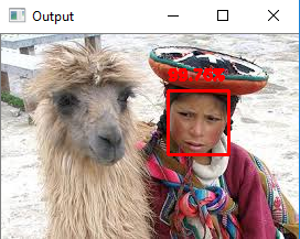 Face detection with OpenCV and Deep Learning from image-part 1