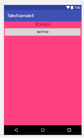 Bottom Navigation — Android #11 - appsandbiscuits