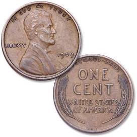 The Wheat Penny was made from 1909–1958