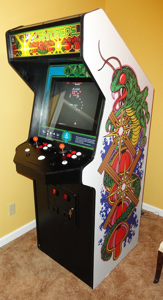 How to Turn an Old Arcade Machine Into a 5,000-Game Super-Machine