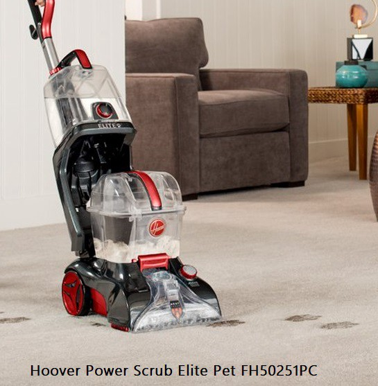 A Geeky Look At The Hoover Power Scrub Elite Carpet Cleaner