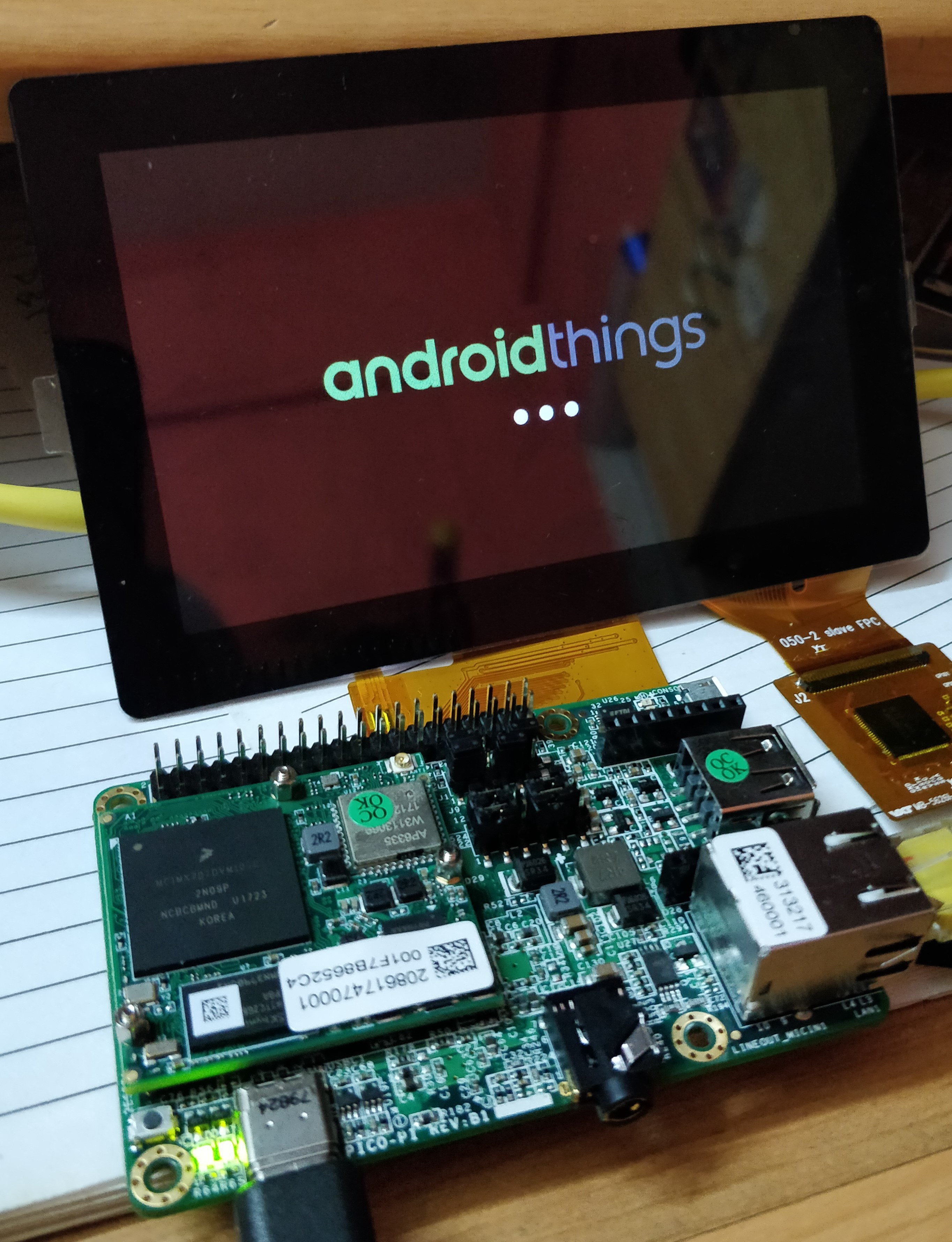 Simple Jarvis using Android Things - AndroidPub