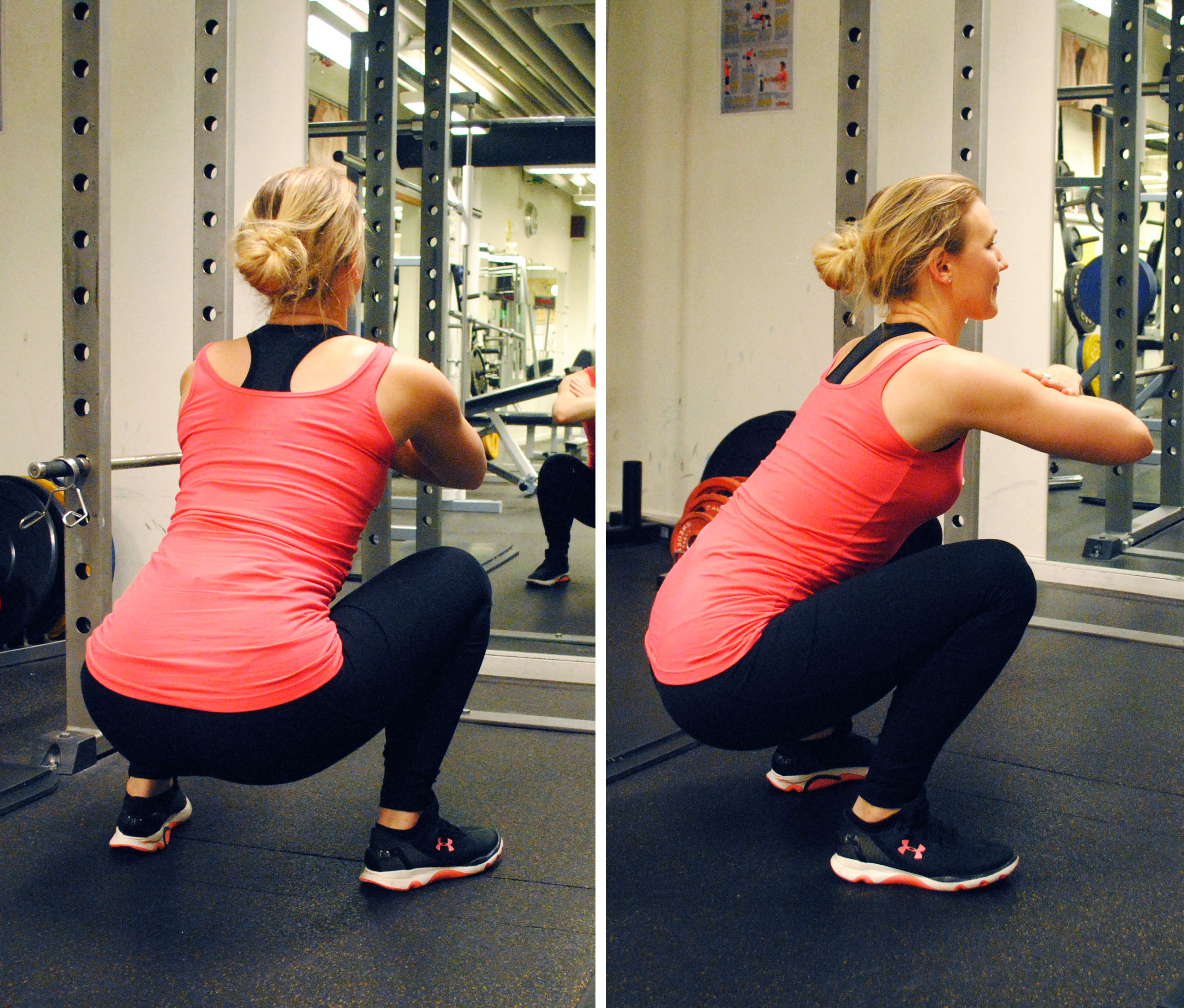 Rescue Your Posture — Try Front Squats - Dan Silver - Medium