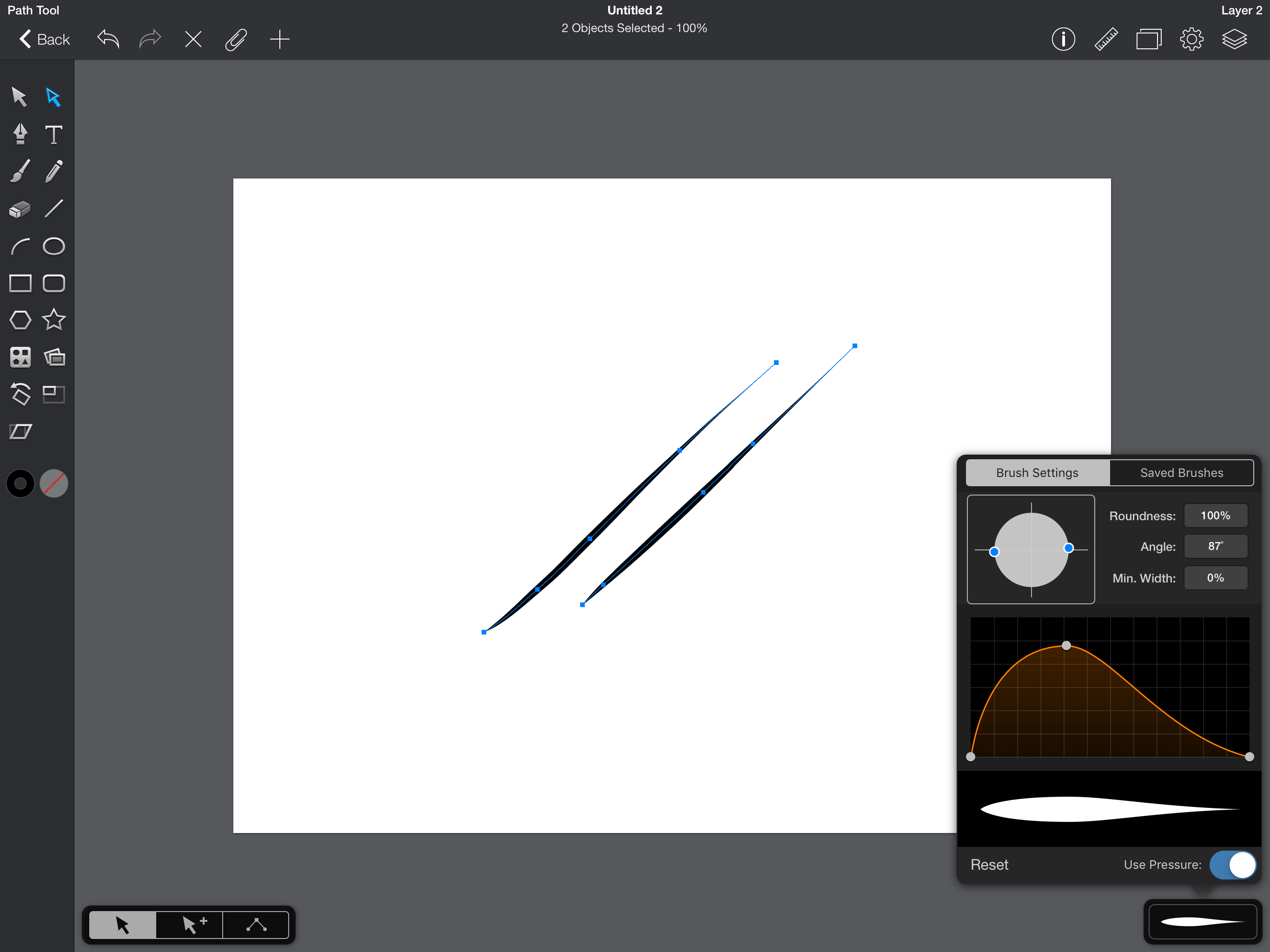Does the perfect vector editor for iPad exist? - The