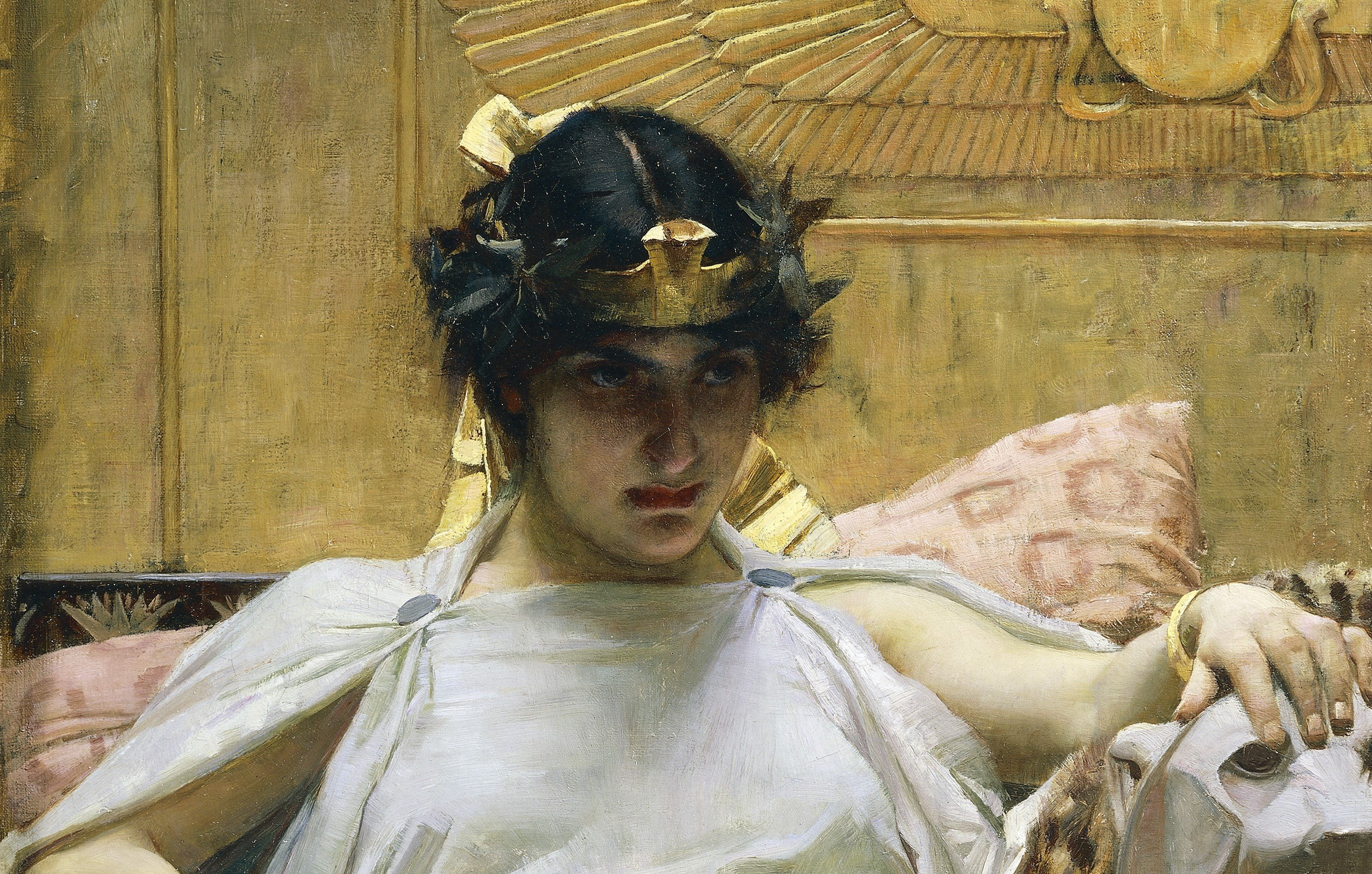 Cleopatra The Most Famous Woman In History By Joshua Hehe Medium