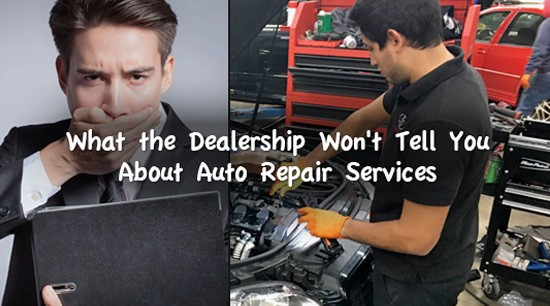 What The Dealership Won T Tell You About Auto Repair Services By Autobahn Performance Medium