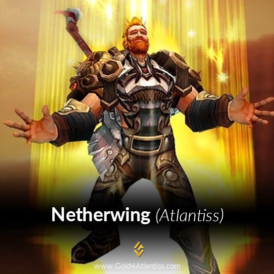 199+ Level 70 Accounts Available for Netherwing (Atlantiss