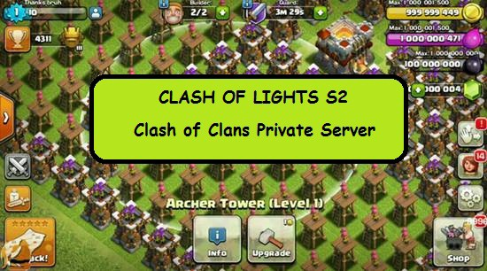 free private server for clash of clans
