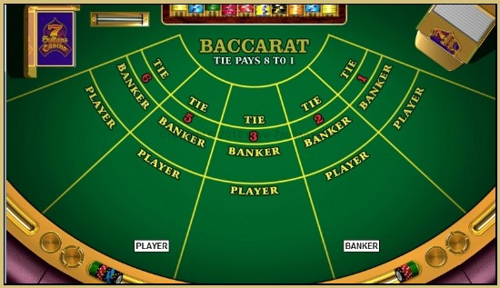 Learn Playing The Baccarat Table Game By Robia Friman Medium