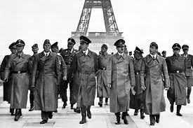 Hitler Tours Paris, June 23, 1940 Source: Google Images