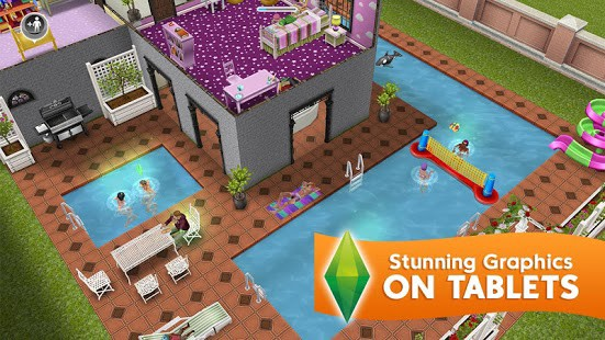 The Sims Freeplay V5 45 0 Mod Apk Data Unlimited Money For Android By Hillary Balmonte Medium