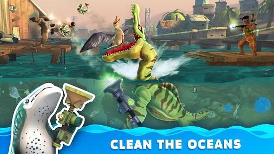 Hungry Shark World v3 3 1 Mod Apk [Unlimited Money] for Android