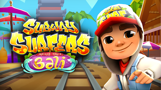 Download Subway Surfers (MOD, Unlimited Coins/Keys) free on