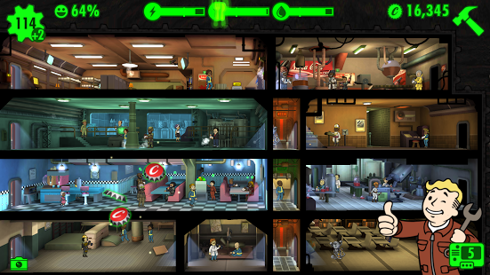 Oh I See, Fallout Shelter is Just a Really Good Clicker