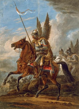 The feared Winged Hussars