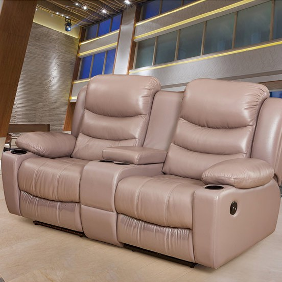 Clean The Leather Sofa At Home Theater