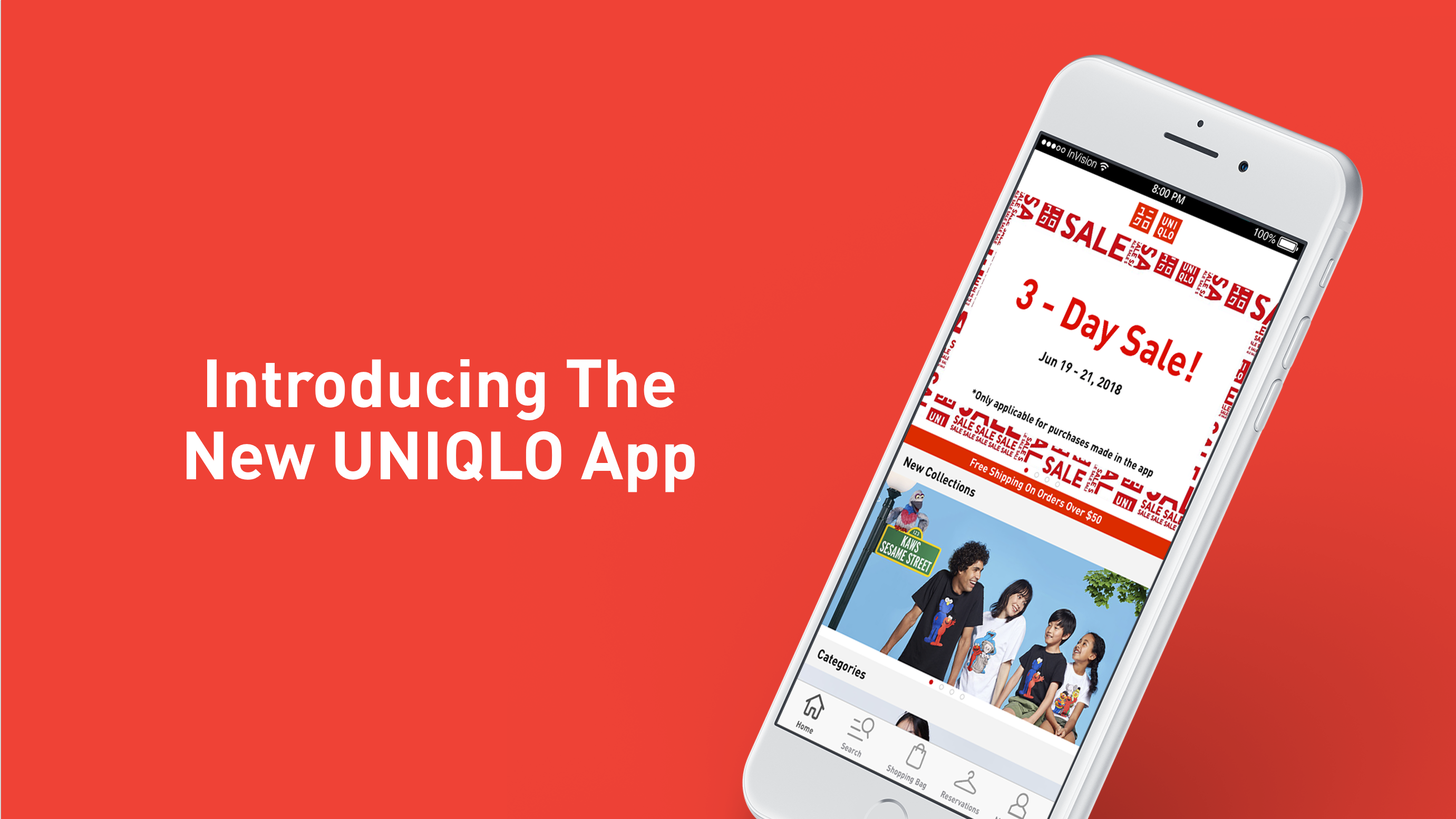 Redesigning The Uniqlo App This Case Study Outlines The Process My By Zhao Seow Medium