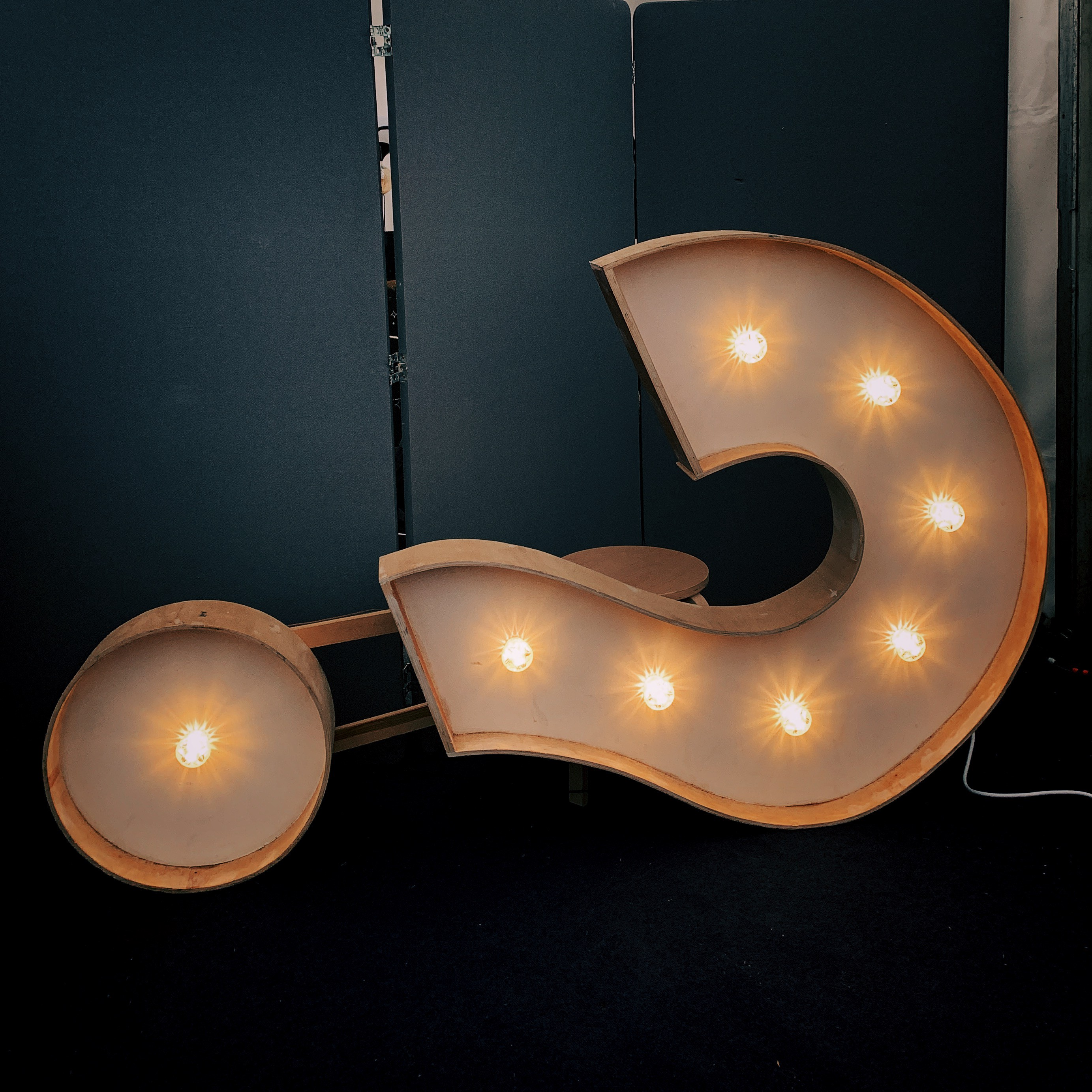 An image of a question mark