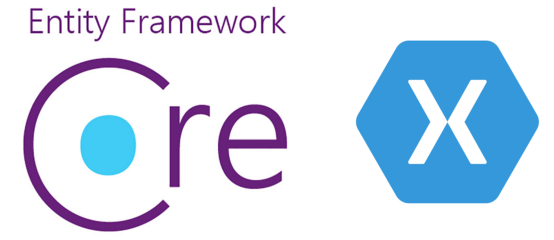 Data persistence in Xamarin using Entity Framework Core