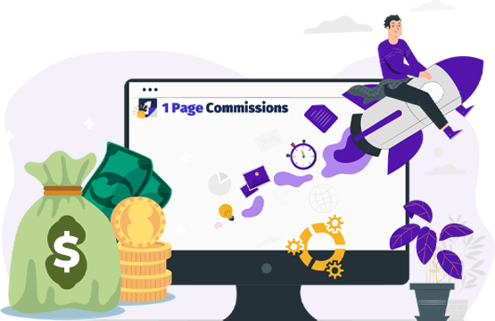 1 Page Commissions App Review — Think Again ! - Micheal M. Bolling ...