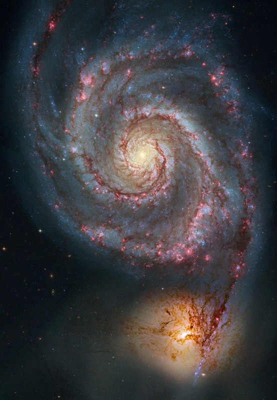 The spiral: the eternal sign of the creative and organising