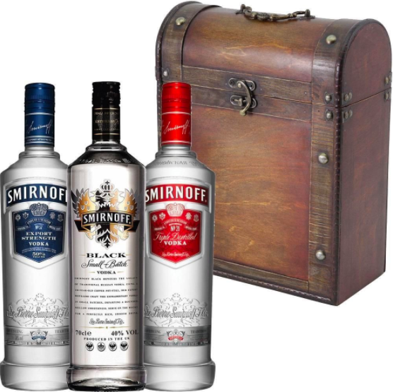 An Article About Top 10 Best Selling Vodka Brands In The Usa